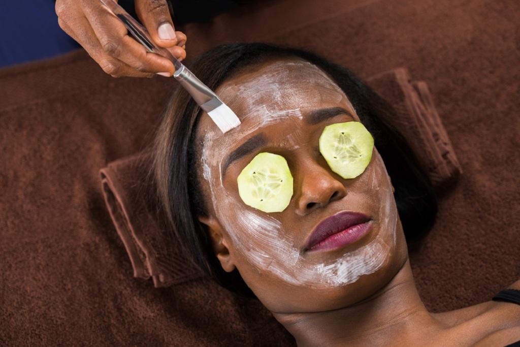 Face Masks African American Skin